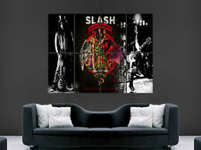 Póster de pared de Slash música leyenda de impresión de fotos de arte grande enorme