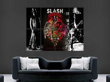 SLASH musica legenda WALL POSTER Arte Foto Stampa Grande Enorme