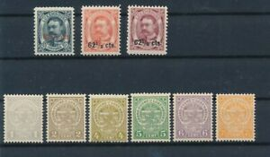 D194696 Luxembourg 1906-1915 Nice selection of MNH stamps