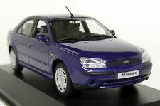 Minichamps 1/43 Scale - Ford Mondeo MK3 4dr 2000 Blue Diecast model Car