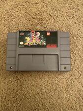 Mighty Morphin Power Rangers: SNES Game Authentic Super Nintendo