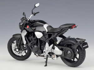 New In Box Welly 1:18 2018 HONDA CB1000R Motorcycle Bike Model Toy