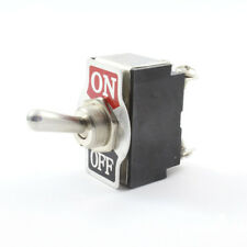 Interruptor de palanca (On/off) Doble Polo 20 Amp DPST nominal 12 V/24 V