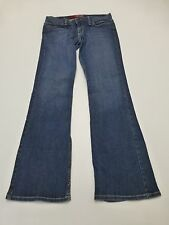 Guess Jeans Womens Size 30 Stretch Boot Cut Blue Jeans Great Condition
