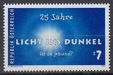 Österreich Austria 1997 ** Mi.2238 Spendenaktion Charity Licht Dunkel