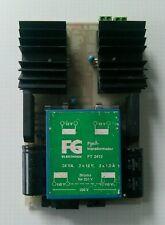 ORIGINAL Netzteil Platine FG Flachtransformator PCB Power Supply Flipper Pinball