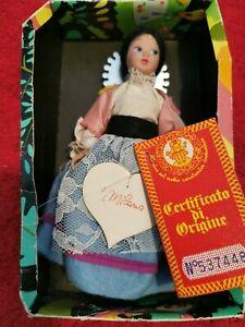 Lenci Figure Doll Milano