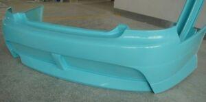New Commodore VT Style Fibreglass Rear bar & Sdieskirts body kit