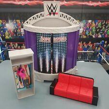 WWE Womens Divas Playset for WWE Mattel Wrestling Figures