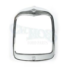 FORD MODEL A 1928-29 CHROME RADIATOR SHELL STOCK