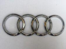 AUDI RINGS Genuine Audi Part