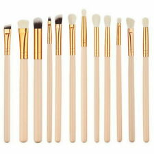 12 Pcs Eye Shadow Make Up Brush Set Professional Cosmetic for Foundation Design
