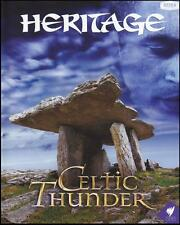 CELTIC THUNDER - HERITAGE DVD ~ IRELAND / IRISH / CELTS *NEW*