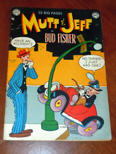 MUTT AND JEFF #48 (1950) VERY GOOD+ (4.5) cond. BUD FISHER