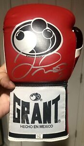 🔥Flord Money Mayweather Autographed Glove Big Silver Auto PSA Certified Mint