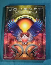 Journey Live In Manila 2 DVD Set