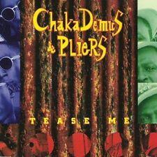 Chaka Demus & Pliers Tease me (1993) [Maxi-CD]