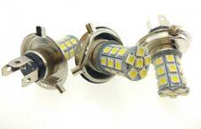1x Xenon LED Nebelscheinwerfer Rennsport Birne H4 high Power 27 WEISS BULBS H4