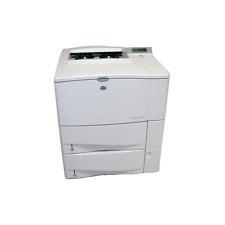 HP LaserJet 4100TN C8051A - Schwarz/Weiß Netzwerk Parallel *gebraucht*