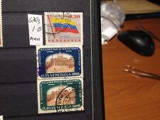 SELLOS DE VENEZUELA . USADOS. YVERT Nº 676/8