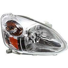 Halogen Headlight For 2003-2005 Toyota Echo Right w/ Bulb