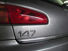 Alfa Romeo 147 - Cornice plastica PVC cromo barra profilo cromata portabagagli