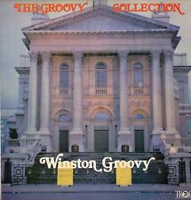 """"""" THE GROOVY COLLECTION. """" winston groovy. TROJAN RECORDS UK orig  L.P 1978."""