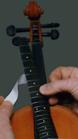 """""""THE FIDDLE FRETTER """"  Temporary VIOLA Frets.  Make your VIOLA a Fretted VIOLA"""