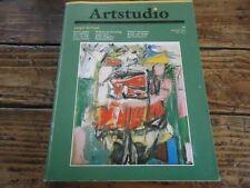 ARTSTUDIO IMAGES DU NORD 1990 APPEL DE KOONING MAGRITTE JORN ENSOR DIBBETS