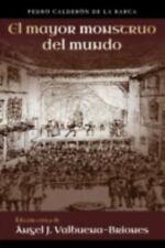 NEW - El mayor monstruo del mundo (Juan de La Cuesta Hispanic Monographs)