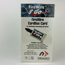 FireWire 2 Go: FireWire CardBus Card - For Mac PowerBook G3 Series