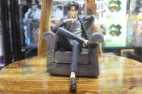 Anime Attack On Titan Levi·Ackerman PVC Figure Statue 16cm