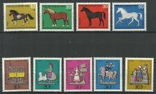 1969 -BERLIN-Jugend-Wohlfahrt-Weihnachen postfrisch Mi.-Nr.:326-329,348-352