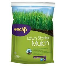Encap 10741-4 12 lbs. 1000 sq. ft. Coverage Lawn Starter Mulch - Pack Of 4