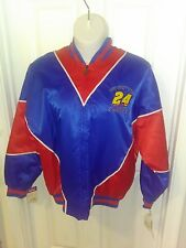 NASCAR 1995 WINSTON CUP 24 JEFF GORDON LARGE RACING JACKET COAT NWT RED BLUE NEW