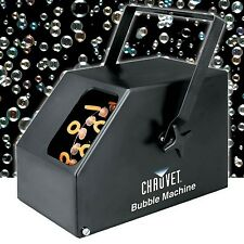 Chauvet B250 Lightweight Portable DJ Disco Party Bubble Machine B-250