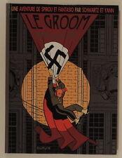 Spirou Groom Vert de Gris Schwartz Yann EO Dupuis