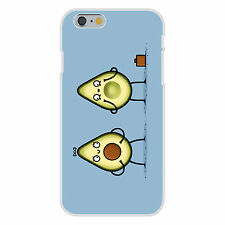 Avocado Baby Fruit & Seed Couple Fits iPhone 6+ Plastic Snap On Case Cover New