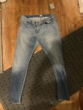 Citizens Of Humanity Skinny Ankle Jeans Size 31