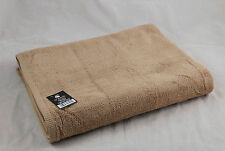 Extra Large Beige Bath Sheet Towel Jumbo Huge 100% Cotton 500 gsm 150cm x 200cm