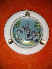 Vintage 70s Disneyland Ashtray Walt Disney World Ash Tray