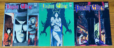 LOT: 3 POISON ELVES COMIC MAGAZINES Issues #8, 9, 10 DREW HAYES I, LUSIPHUR 1993
