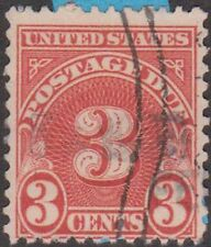 (USG-409) 1930 USA 3c red postage due (AC)
