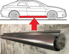 SILL for Alfa Romeo GT (2003-2010) new metal door outer sills from producer
