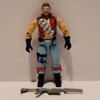 G.I. Joe ARAH 1986 MONKEYWRENCH Action Figure Complete SUPER NICE+++!!!
