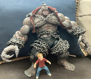 Pitt BAF 100% Complete With Timmy Legendary Heroes Rare Build A Figure
