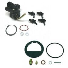 FUEL PUMP & CARB REPAIR KIT Toro Wheel Horse Kohler Cast Iron 10 12 HP K-Series