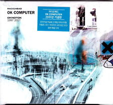 Radiohead - Ok Computer Oknotok 1997 2017 (2CD) Gatefold CD Korea Import SEALED