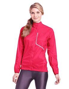 Helly Hansen Women's Speed Lightweight Running Jacket 49075 - Magenta - M - BNWT