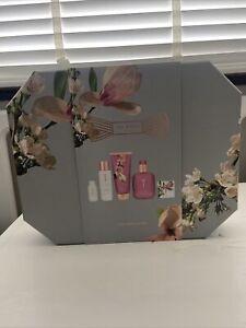 New Ted Baker 'The Harmony' Gift Set Body Wash Lotion Spray Soap Bubble Bath